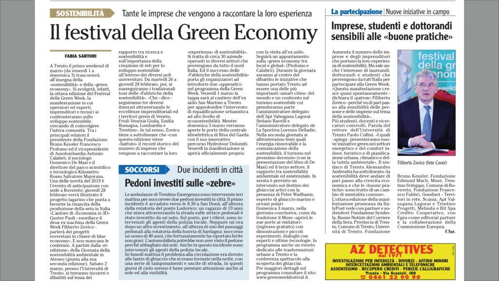Imprese Beriche Sulla Via Di Green Week Green Week 2019